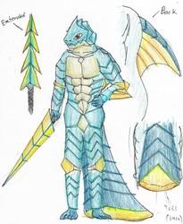 Zamtrios Ninja Concept