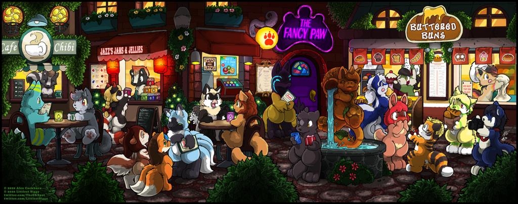 Most recent image: Outdoor Café