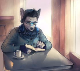 Cafe by Atherra