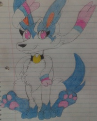 Rita The Sylveon