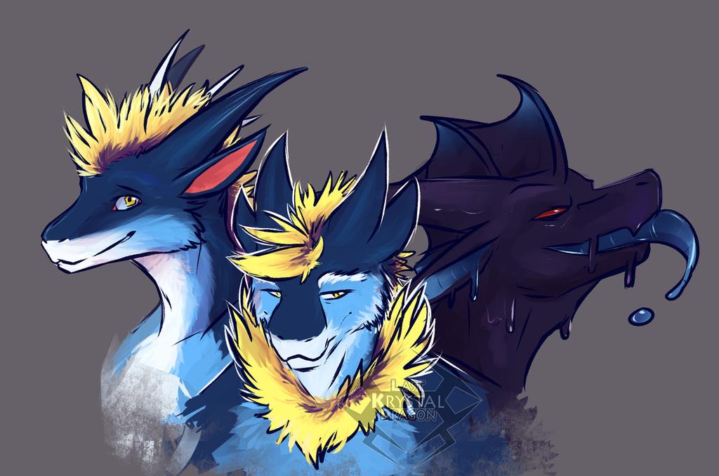 [Kyrso] The Tainted Trio