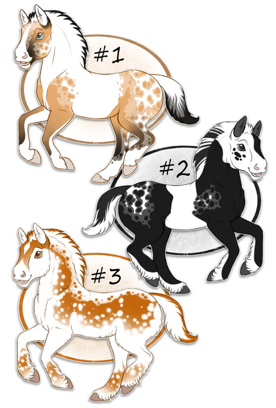 Foal Adopts [2/3 OPEN]
