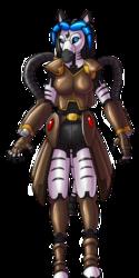 LAUR3N - Assault Robot