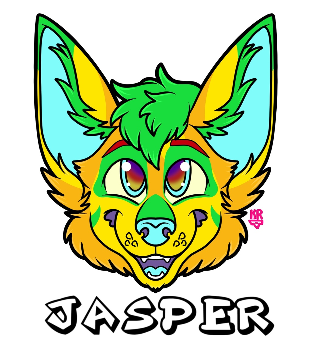 Jasper UV Badge