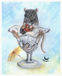 Ratty sundae