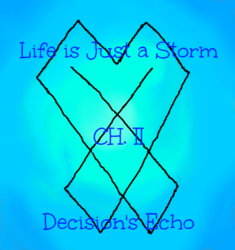 Life is Just a Storm- Chapter 2- Decision's Echo