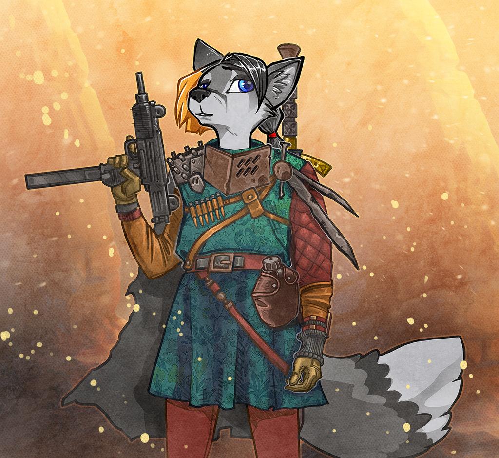 The Combat Skirt