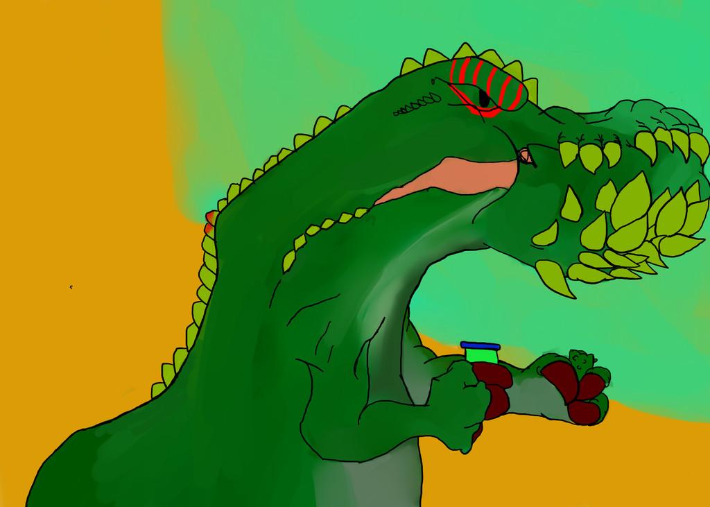 The Deviljho's Pickles