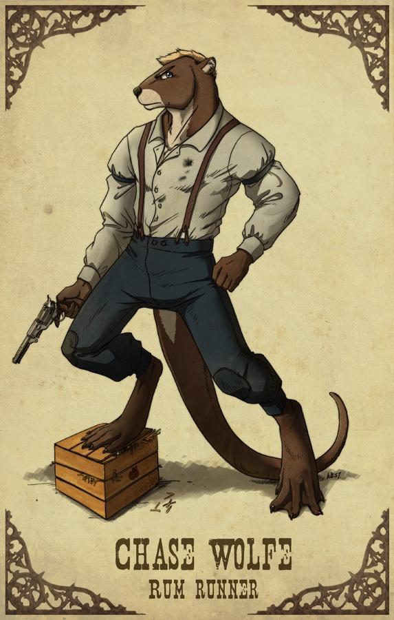 Chase, the Rum Runner.