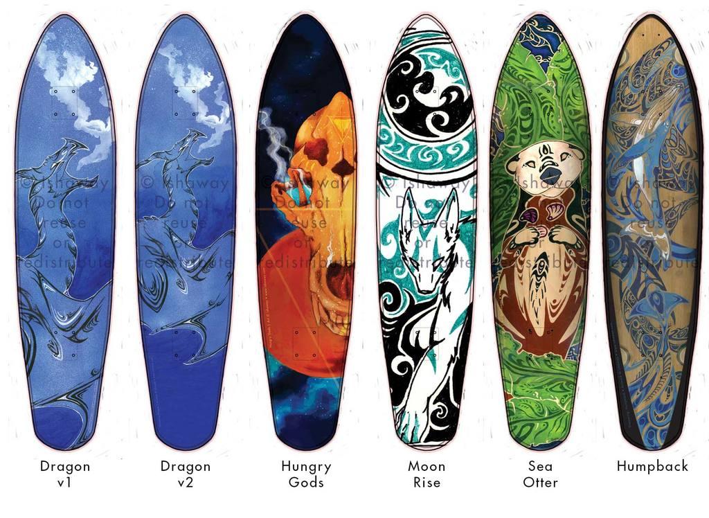 Longboard | Preorders
