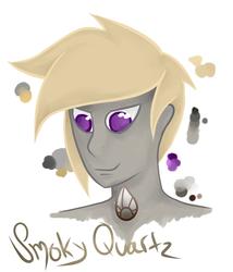Smoky Quartz Bust