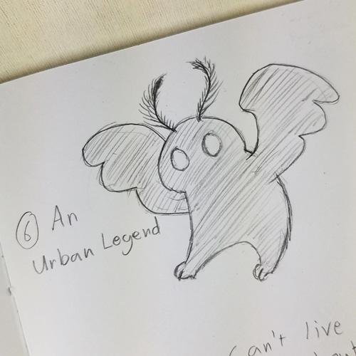 6) Urban Legend