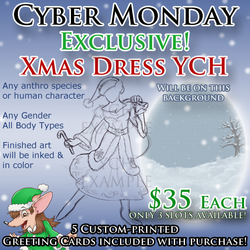 2015 Cyber Monday Exclusive Deal 2 YCH