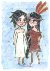 Cootan and Tinka
