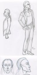 :Commission: Gordon Character Study