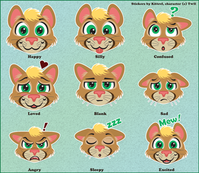 Twll Telegram Sticker Set