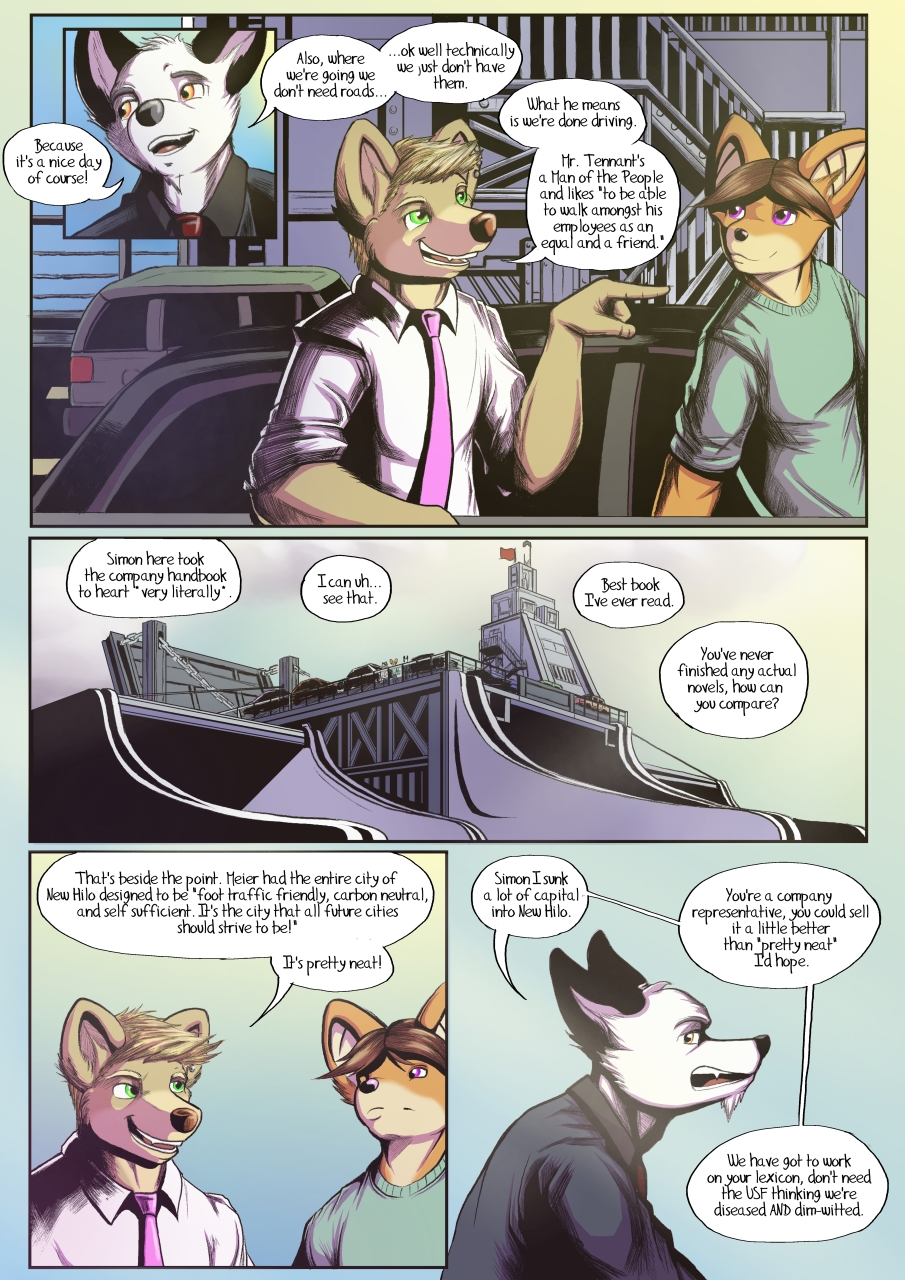 False Start Issue #2 Page 19