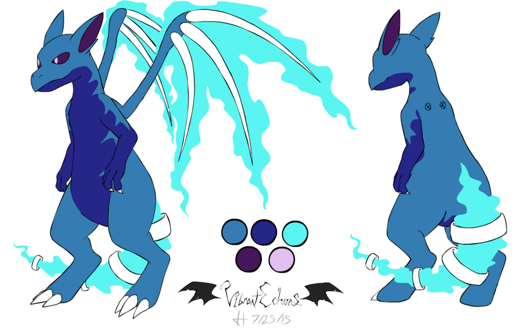 Most recent image: Comm – Dragon OC Reference
