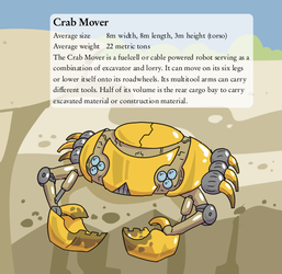 WtV: Faction Asgard: Crab Mover
