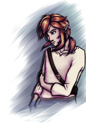 Sad Lonk (transparent version)