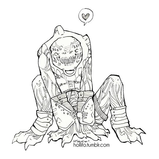 Hug A Wretch Weasyl