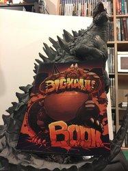 Big Kaiju Book Online Orders!