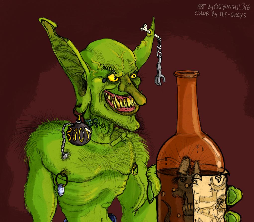 Fukdat the Goblin
