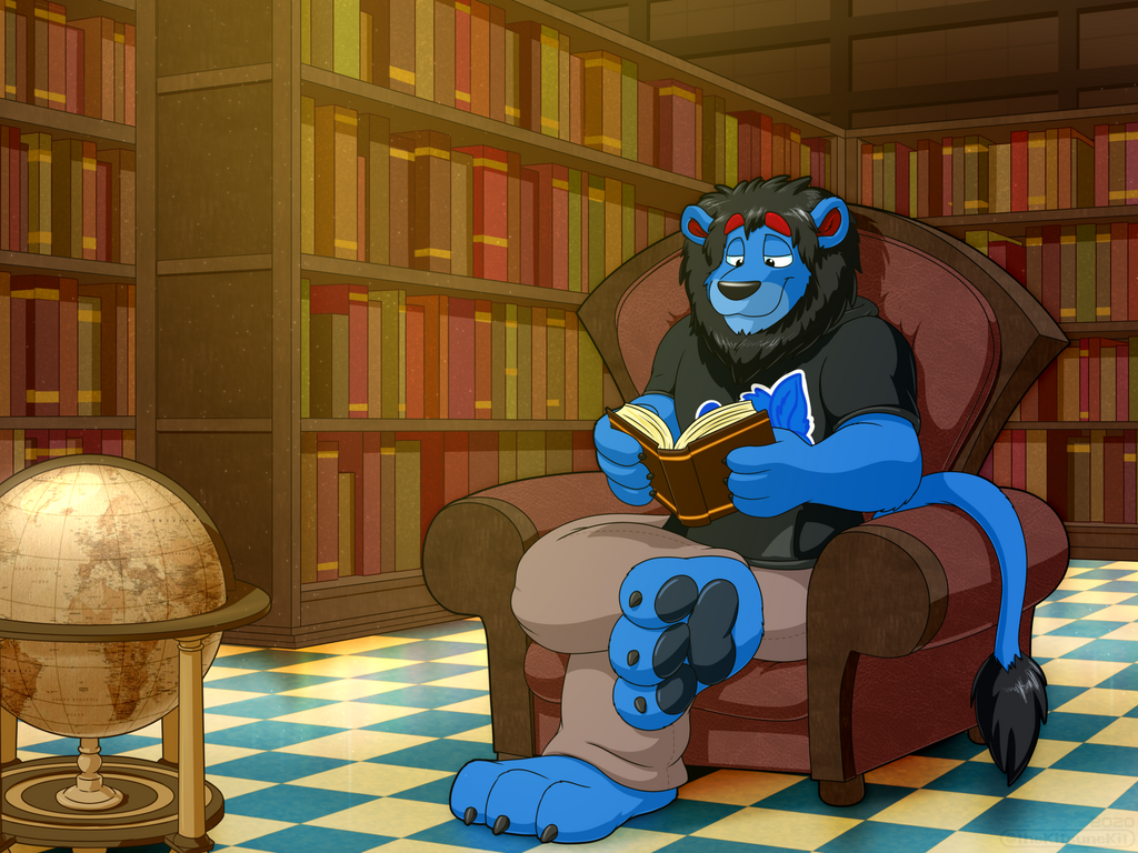 Lion Library