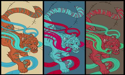 Tiger Color Ideas