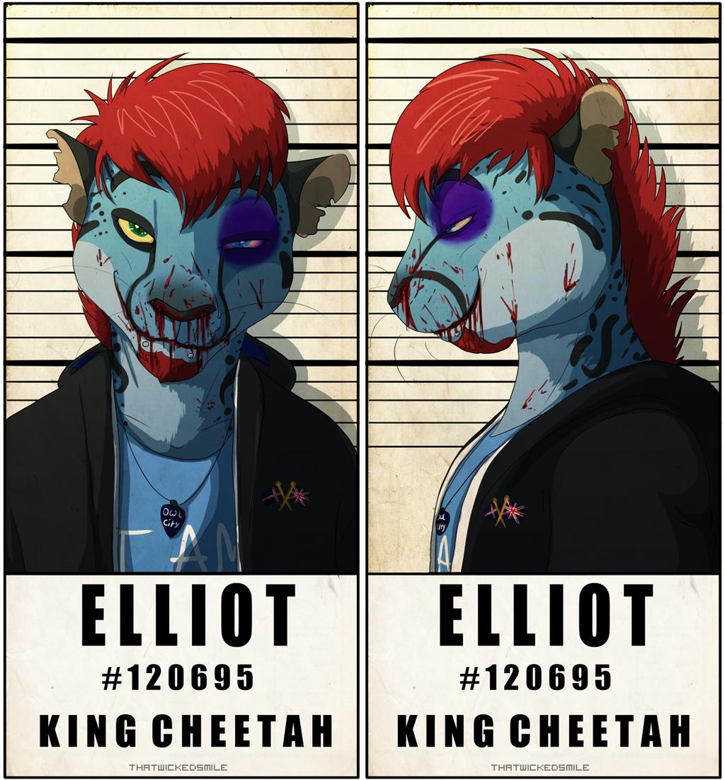 Police Line Up - Elliot