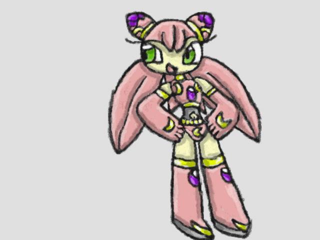 Luna Fighter Suit