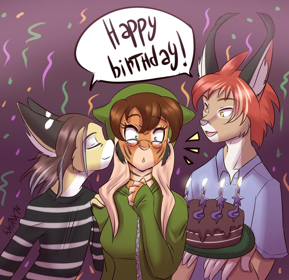 Daina's birthday