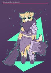 [commission] corgi souls