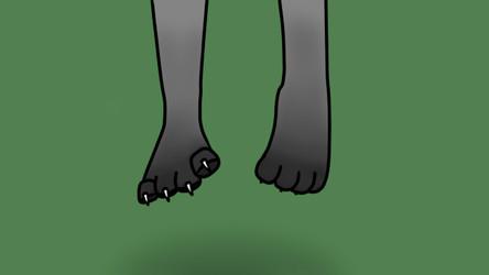 Skewts Footpaws