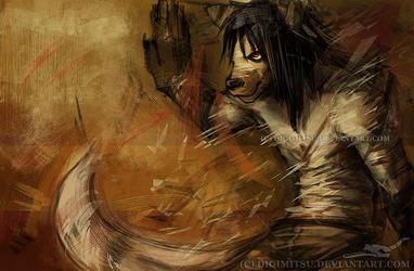 Commission: WerewolfJak