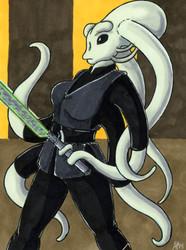 Art Card for Nikaro - Gree Jedi