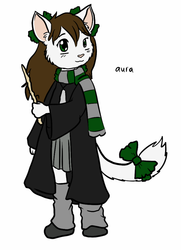 First year in Slytherin