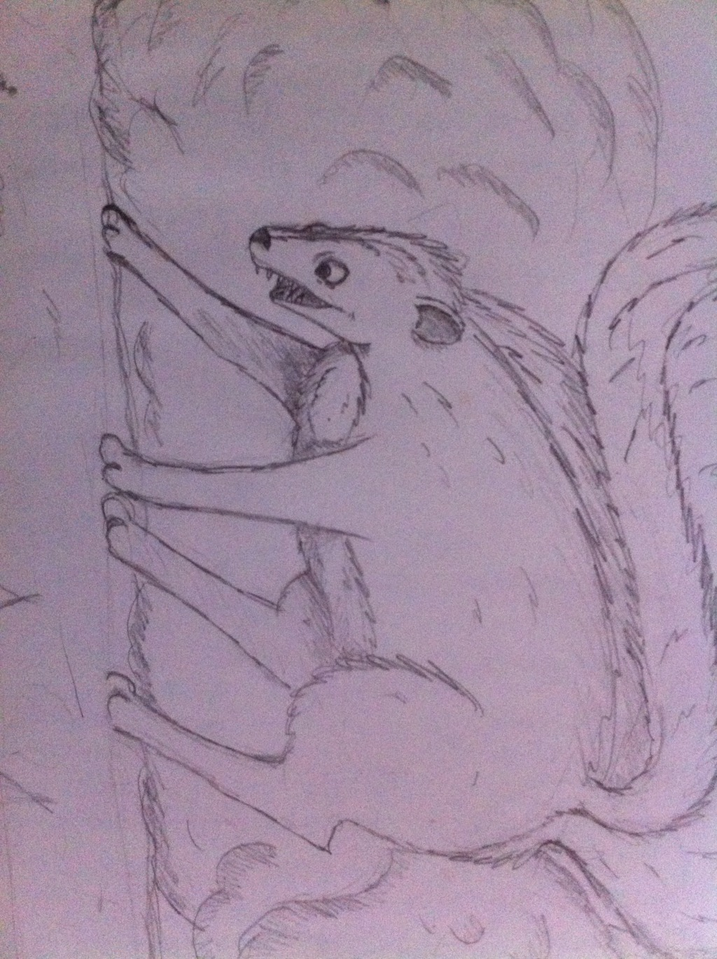 Most recent image: The Monster Skunk that Farted Everyone to Death