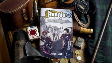 Avania - Issue No.4 Print Edition