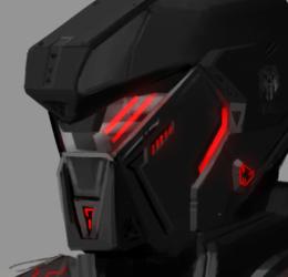 Human Helmet