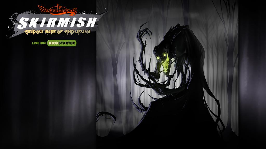 Tendril Desktop- SKIRMISH art