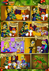 Simon and Freddy - 20 - Happy Holidays!