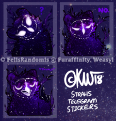 Strahs Telegram Stickers
