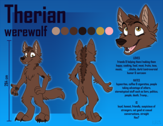 [C]Therian reference sheet