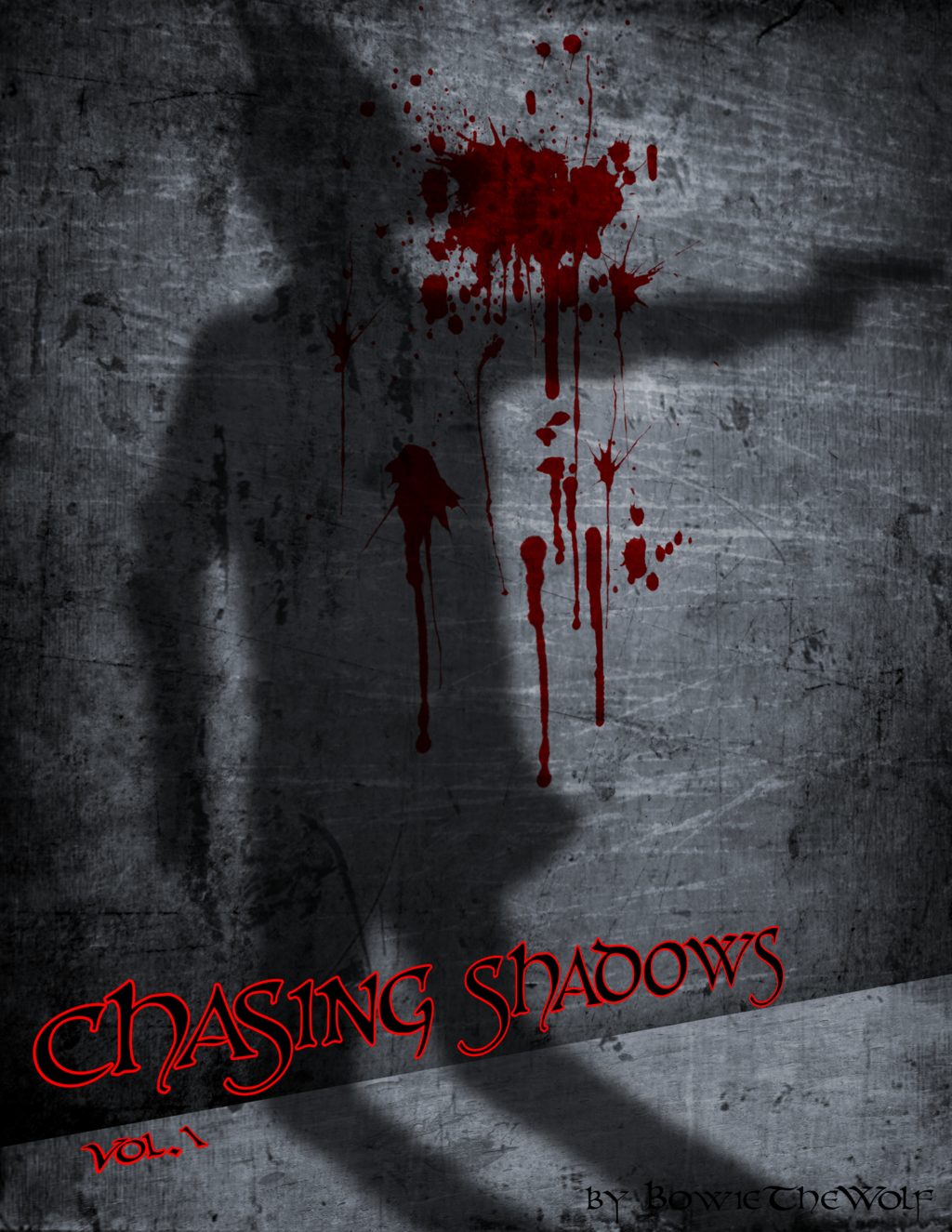 Chasing Shadows - Cover