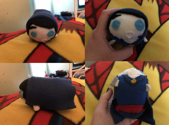 Disney The Little Mermaid Prince Eric Tsum Trade with lizzieanne98
