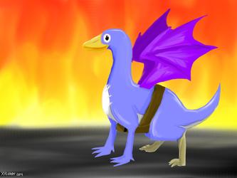 Prinny Dragon