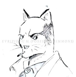 blacksad sketch