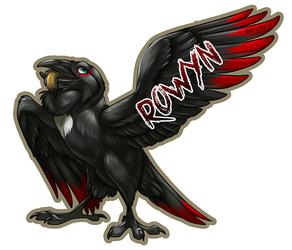 Badge- TowynCoyote