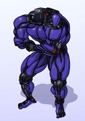 Big Blue Bot